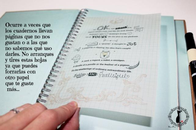 Tutorial 2 Libro de firmas boda Cinderella 1