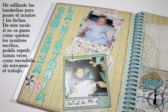 Tutorial 2 Libro de firmas boda Cinderella 10