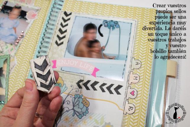 Tutorial 2 Libro de firmas boda Cinderella 11