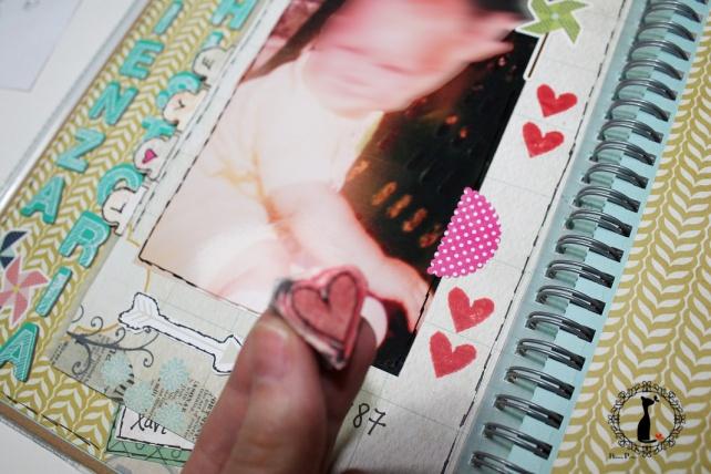Tutorial 2 Libro de firmas boda Cinderella 13