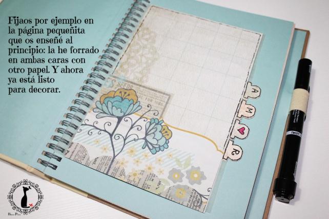 Tutorial 2 Libro de firmas boda Cinderella 3