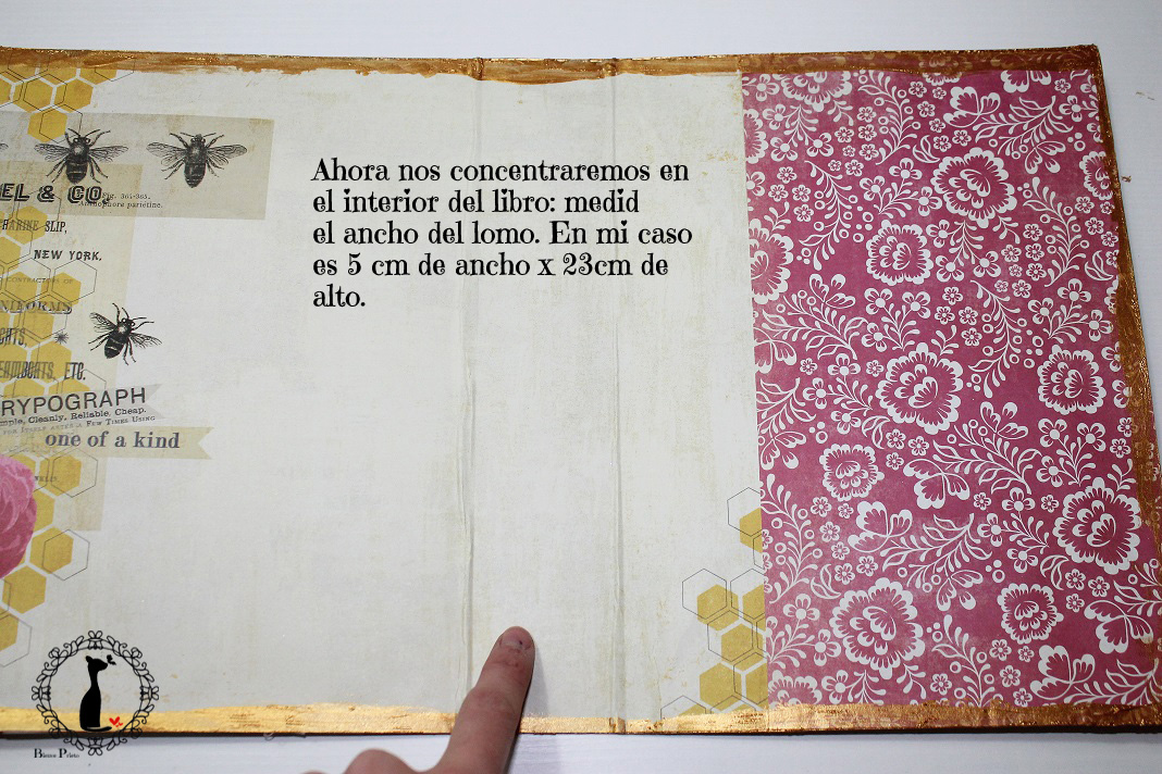Decoracion de cuadernos escolares por dentro decorar - Decorar album de fotos ...