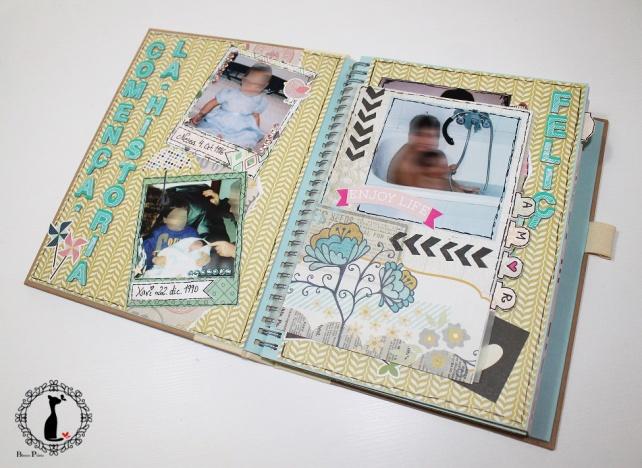 Tutorial num 3 - Album y Libro de firmas para boda 13
