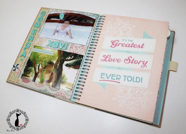 Tutorial num 3 - Album y Libro de firmas para boda 15