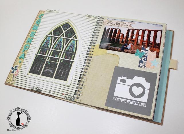 Tutorial num 3 - Album y Libro de firmas para boda 18