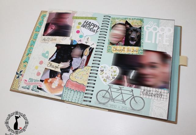 Tutorial num 3 - Album y Libro de firmas para boda 20