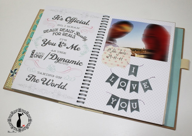 Tutorial num 3 - Album y Libro de firmas para boda 21
