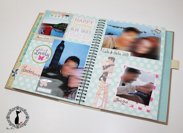Tutorial num 3 - Album y Libro de firmas para boda 22
