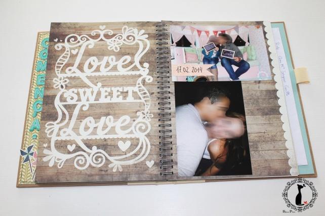 Tutorial num 3 - Album y Libro de firmas para boda 4