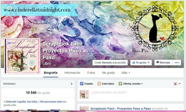 página cinderella en fb