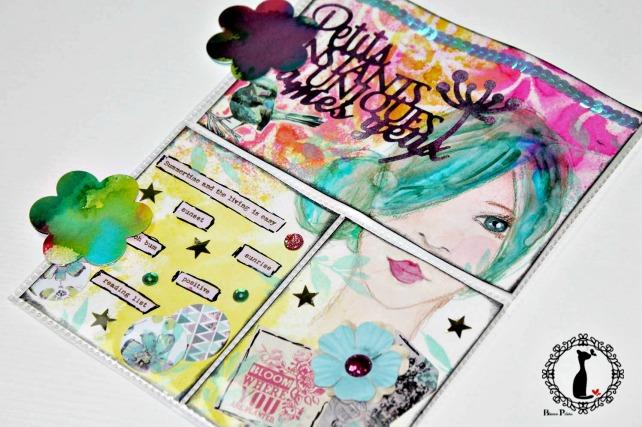 Pocket Letter - Petits Instants - Cinderella 1