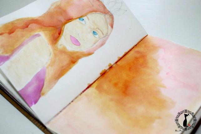 ArtJournaling Techniques Bienve Prieto 1