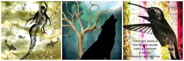el lobo y la sirena