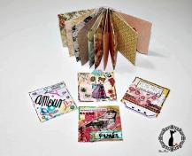 Mini álbum Sobres 6