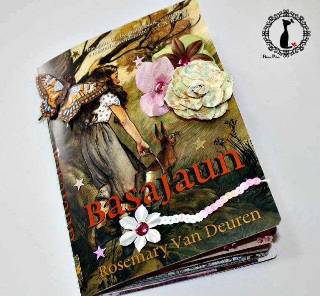 Artjournal Basajaun for Rosemary Van Deuren 1