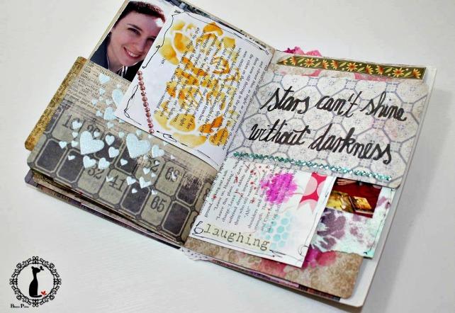 Artjournal Basajaun for Rosemary Van Deuren 14