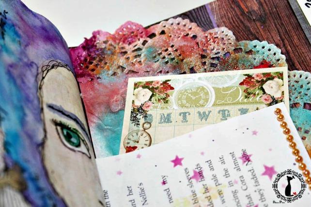 Artjournal Basajaun for Rosemary Van Deuren 18