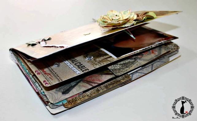 Artjournal Basajaun for Rosemary Van Deuren 3