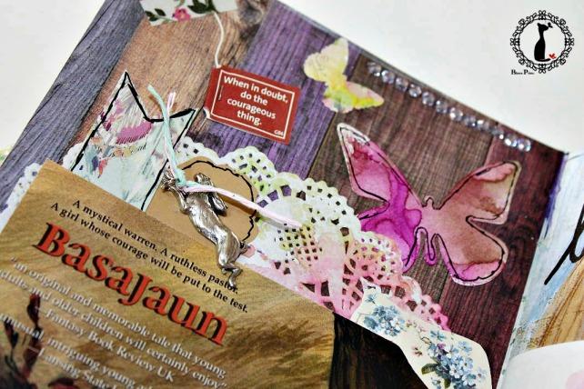 Artjournal Basajaun for Rosemary Van Deuren 5