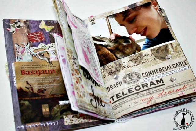 Artjournal Basajaun for Rosemary Van Deuren 7