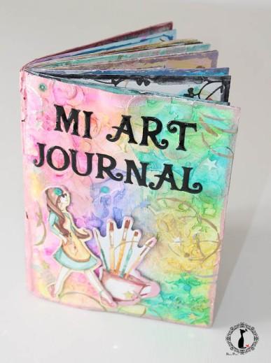 Bienve Prieto - Libro ARTJOURNAL 3
