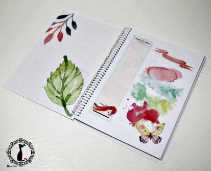 Cuaderno Cinderella UNIVERSO 3