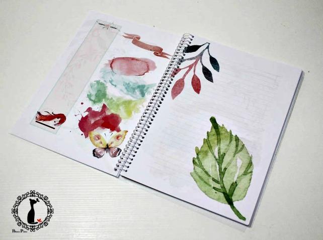 Cuaderno Cinderella UNIVERSO 5
