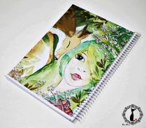 Cuaderno Cinderella UNIVERSO 6