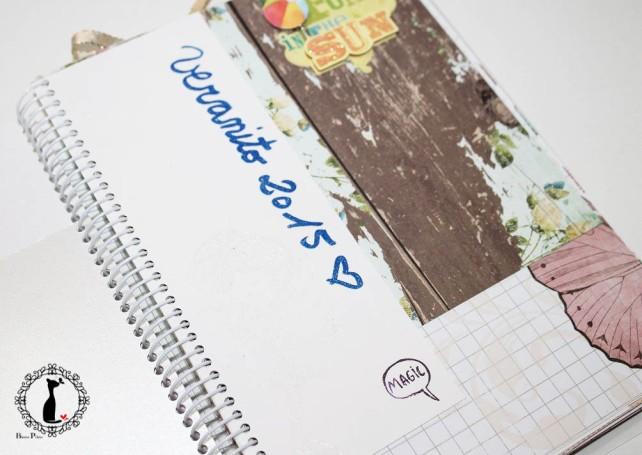 Operacion Verano - Kit Scrapbook para vacaciones 8