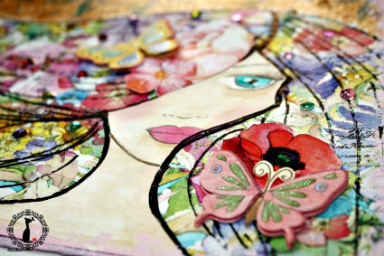 Cinderella's Scrap - Flora's Midnight Dream 2