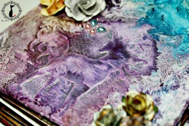 Álbum de Fotos MixedMedia Cinderella 5