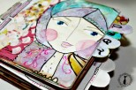 Álbum de Fotos MixedMedia Cinderella 7