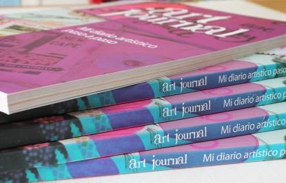 ArtJournal de Bienve Prieto 1