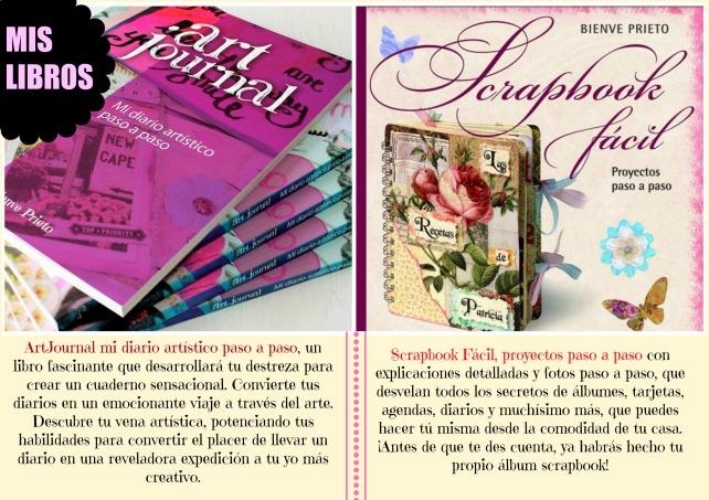 collage 2 libros