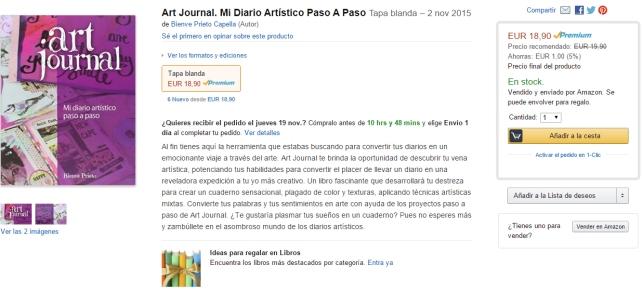 ArtJournal en Amazon 1