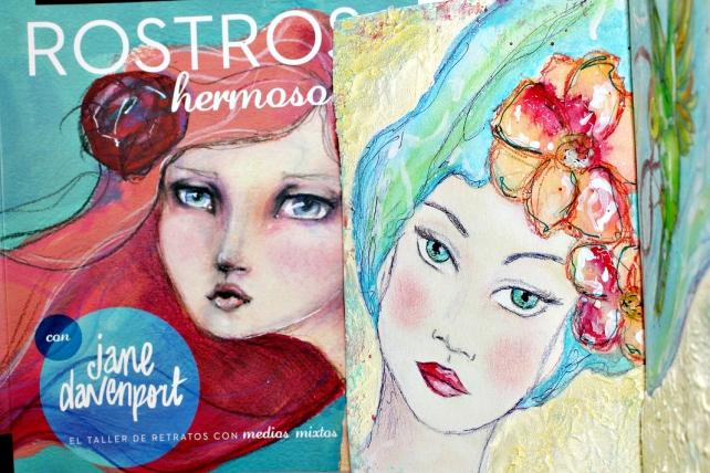Jane Davenport Libro Rostros Hermosos 38