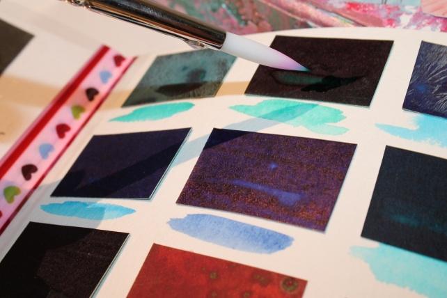 Peerless watercolor reseña y tutorial Bienve Prieto 14