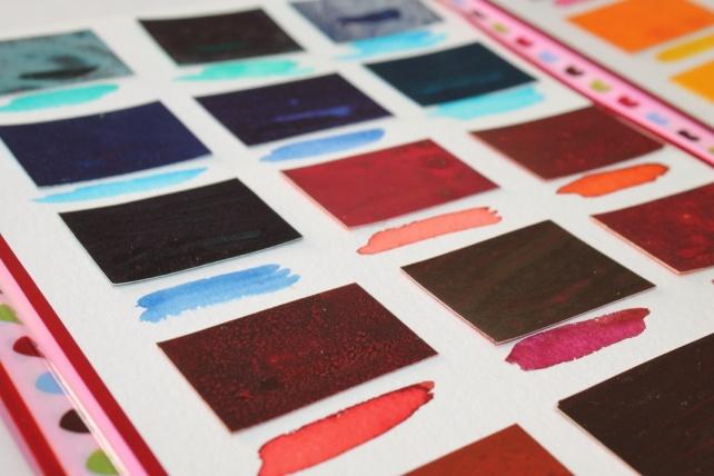 Peerless watercolor reseña y tutorial Bienve Prieto 6