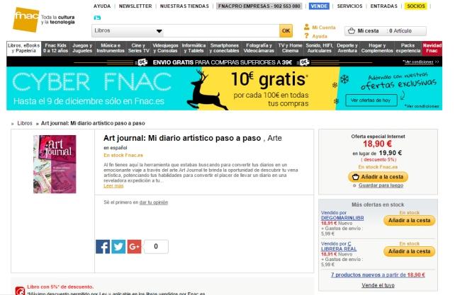 ArtJournal en La Fnac
