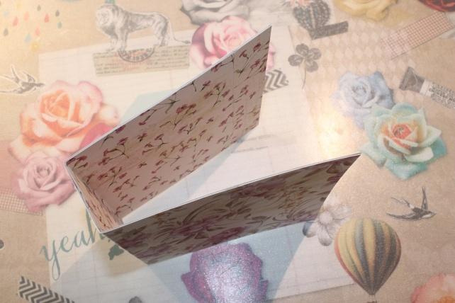 Mini álbum de caja de galletas 5