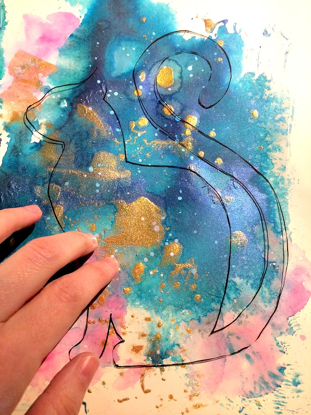 Tutorial MixedMedia-Bienve Prieto-Gato galáctico 13