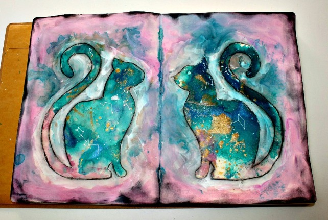Tutorial MixedMedia-Bienve Prieto-Gato galáctico 27