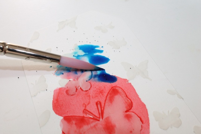 Caja 24 colores Brusho Crystal Colour 10