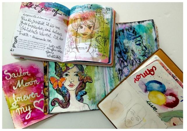 diarios artísticos para cada ocasión