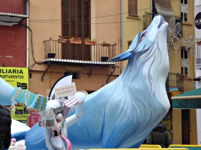 Fallas Valencia 2016 - 5
