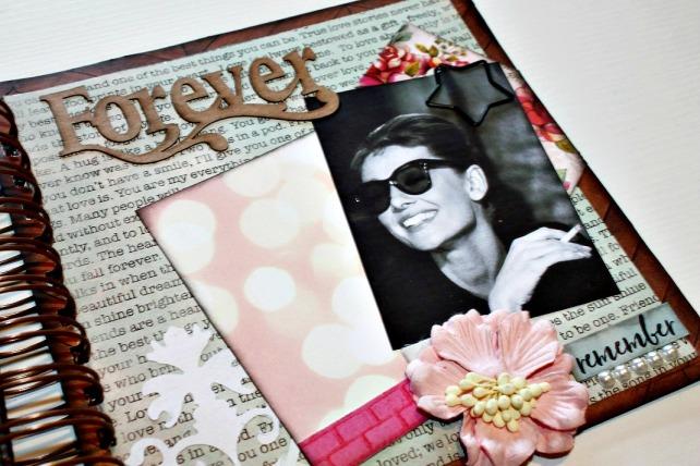 Álbum Audrey Hepbunr Patricia Lopez 14