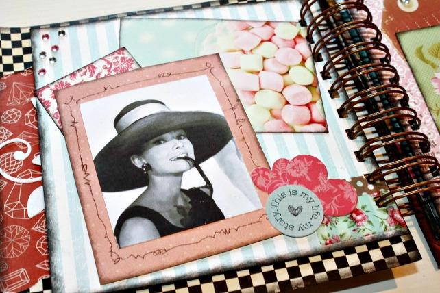 Álbum Audrey Hepbunr Patricia Lopez 5