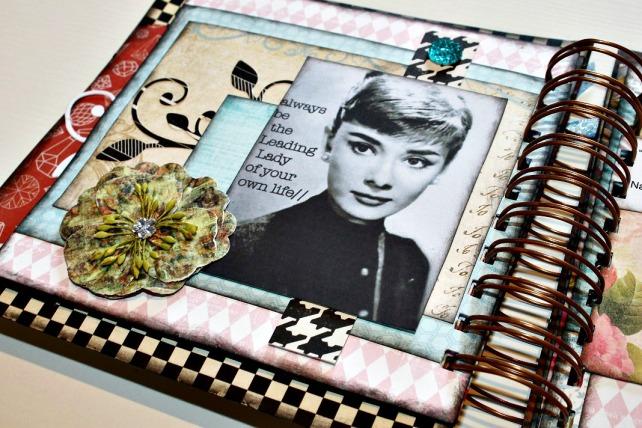 Álbum Audrey Hepbunr Patricia Lopez 7