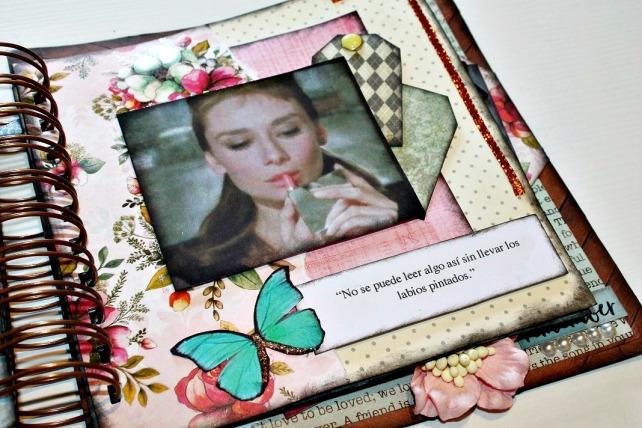 Álbum Audrey Hepbunr Patricia Lopez 9