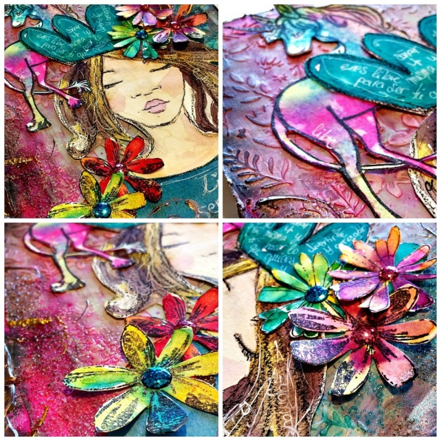 collage cuadro taller